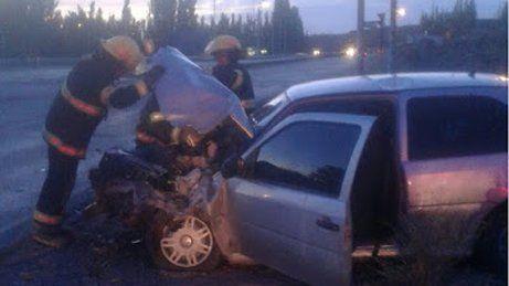 Dos heridos en dos accidentes en la Ruta 7