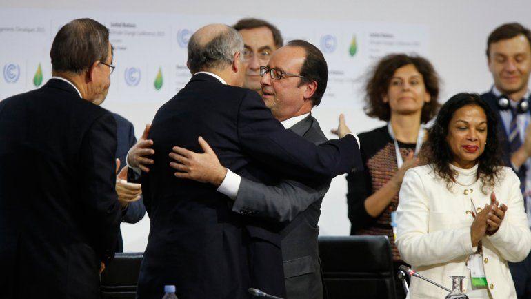 El ministro de Relaciones Exteriores francés