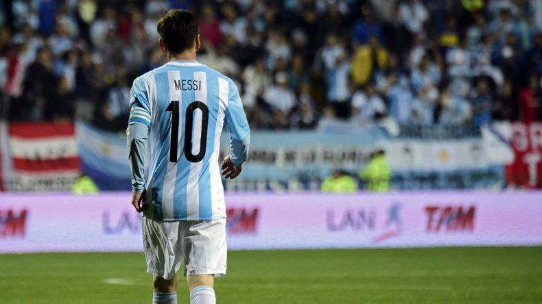Sin Tevez y con Messi, Martino dio la lista de convocados