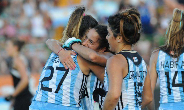 Las Leonas golearon a Nueva Zelanda y se quedaron con la Liga Mundial