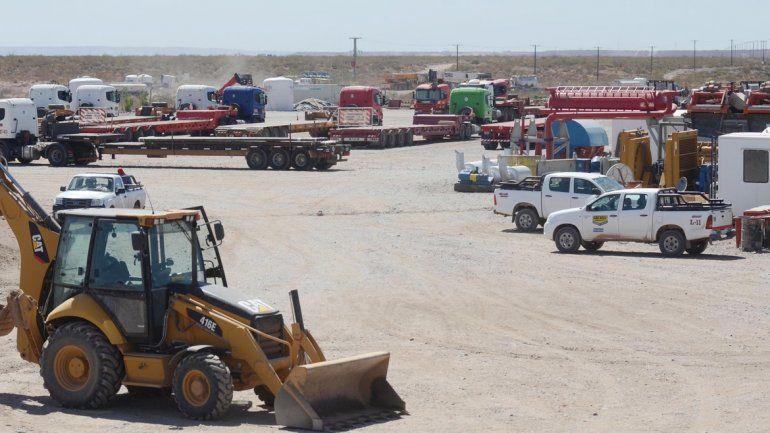 La zona de Añelo será el eje de las obras de infraestructura que se harán.