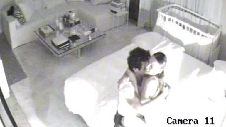 Pampita difundió fotos para confirmar que estaba reconciliada con Benjamín Vicuña
