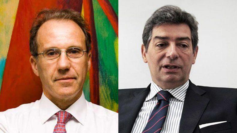 Carlos Fernando Rosenkrantz y Horacio Daniel Rosatti.