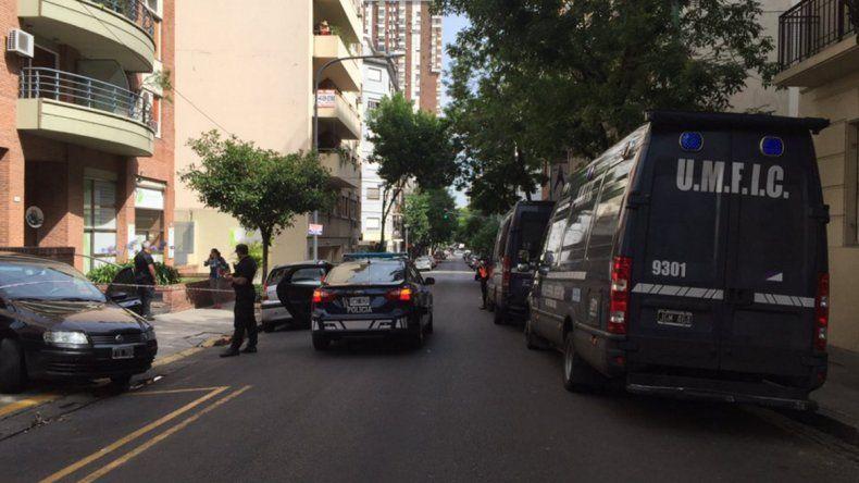 Belgrano: mató a su mujer enfrente de su hijo