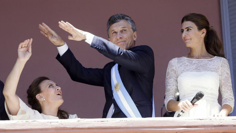 Susana mantiene una gran relación con Macri y fue una de las figuras del espectáculo que estuvieron presentes en la Casa Rosada.