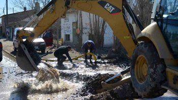 Finde complicado: el EPAS cortará una mano de la Avenida Olascoaga