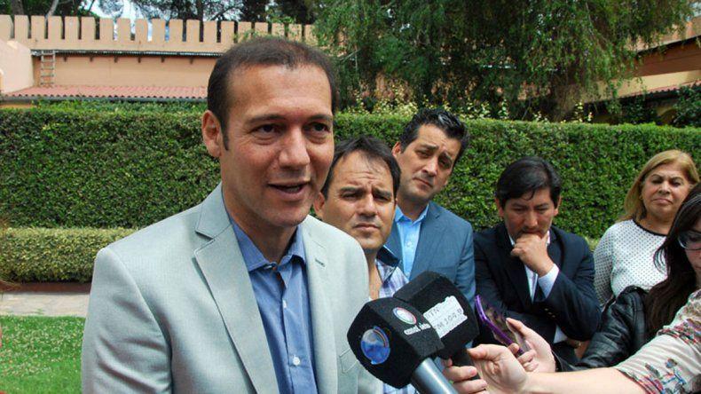 Culminó el encuentro de Gutiérrez con los intendentes