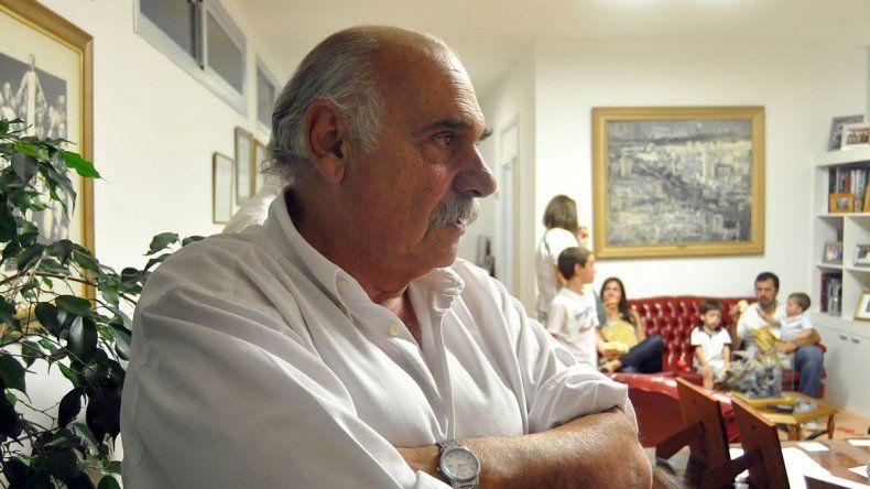 El ministro Jorge Lara.