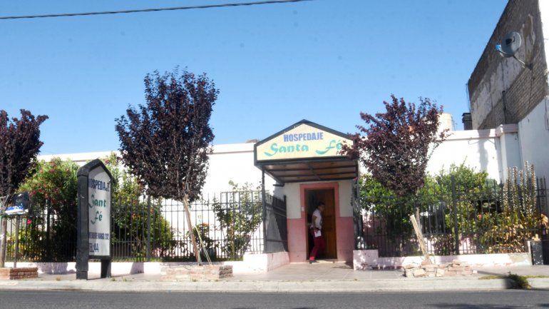 El hospedaje de Intendente Mango al 200