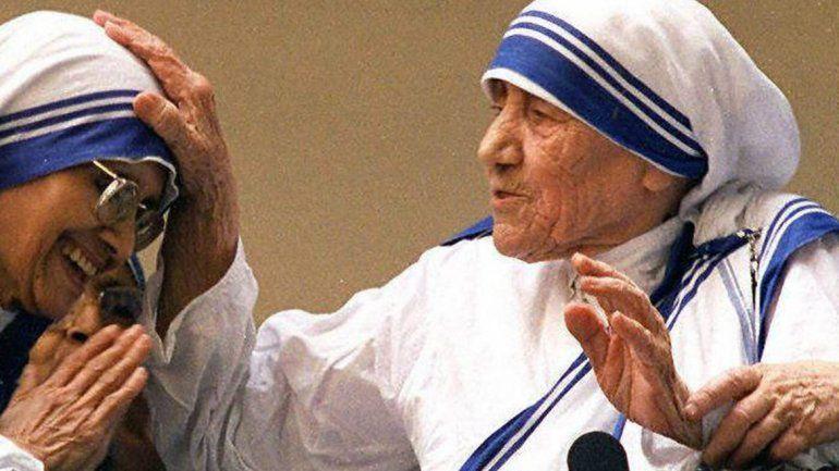 El Papa declarará Santa a la Madre Teresa de Calcuta en 2016