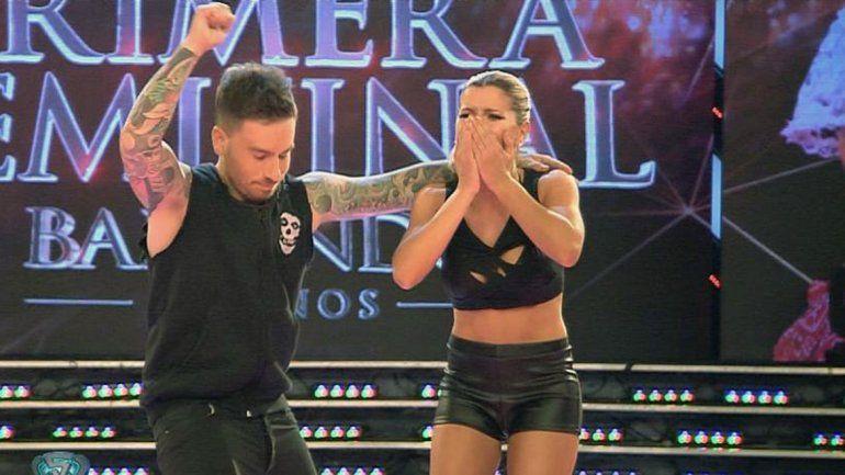 Fede Bal y Laurita Fernández, la primera pareja finalista