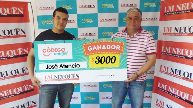 José Atencio.