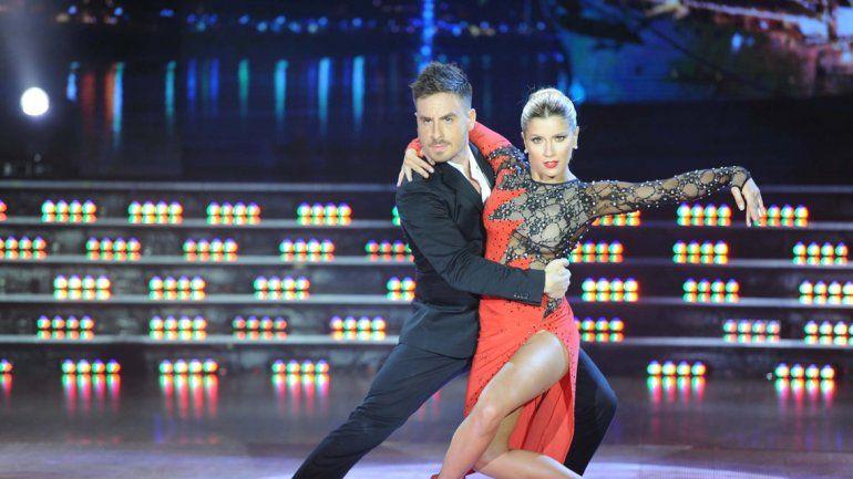 Federico Bal es el primer finalista del Bailando.