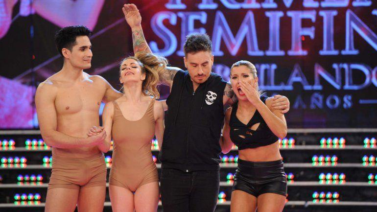 El hijo de Carmen Barbieri eliminó a Gisela Bernal.