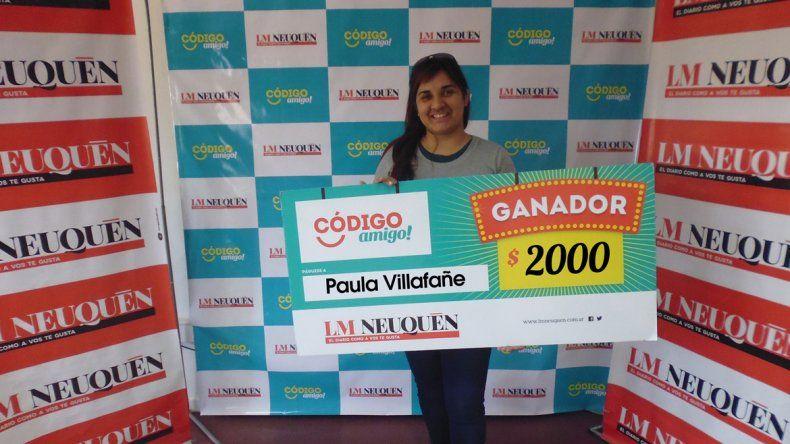Paula Villafañe