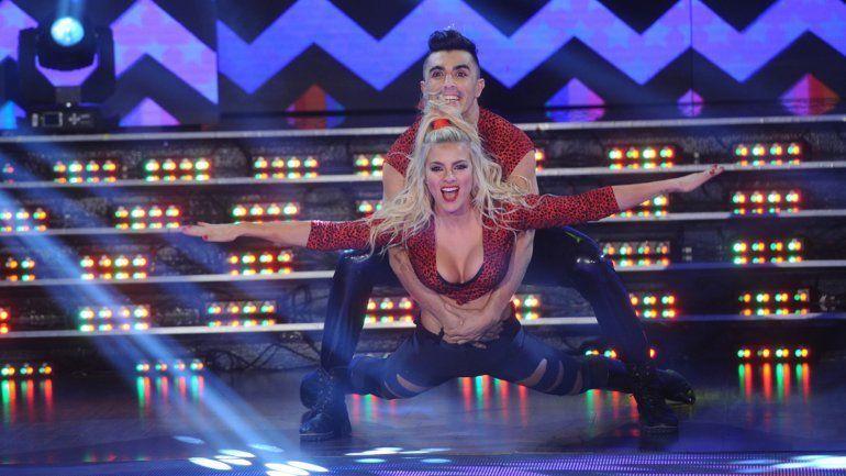 Ailén Bachera pasó a la final y ya están definidas las parejas del Bailando