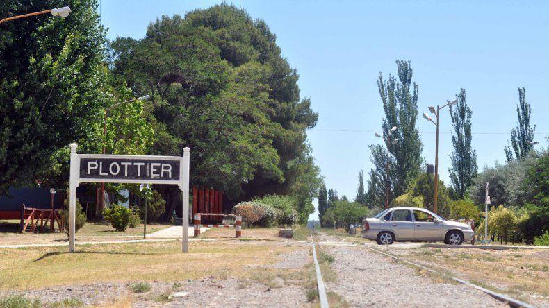 La llegada del Tren del Valle hasta la ciudad de Plottier aliviaría el tránsito de la Ruta 22