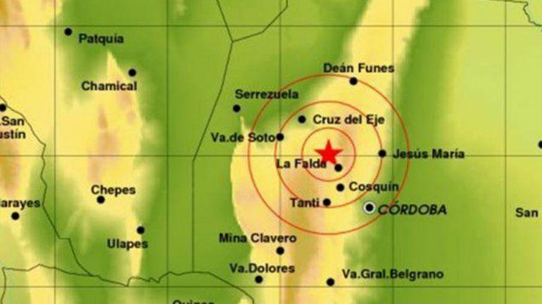 Un sismo de 3