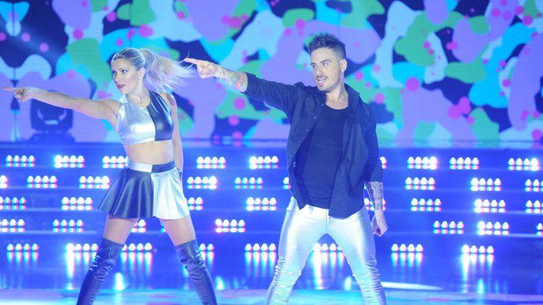Ailén Bechara es finalista del Bailando y buscará el título ante Fede Bal.