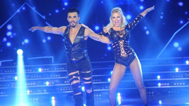 Fede Bal y Ailén Bechara definen al décimo ganador del Bailando.