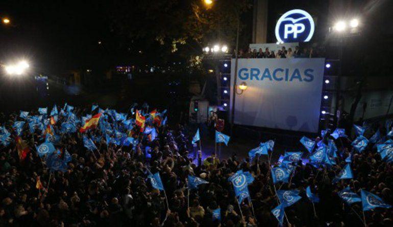 El PP ganó las elecciones, pero no tendrá la mayoría absoluta