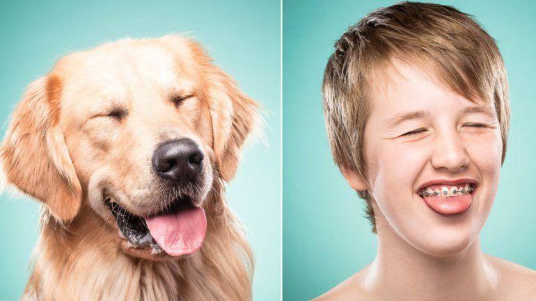 Disfrutamos humanizando a nuestros perros.
