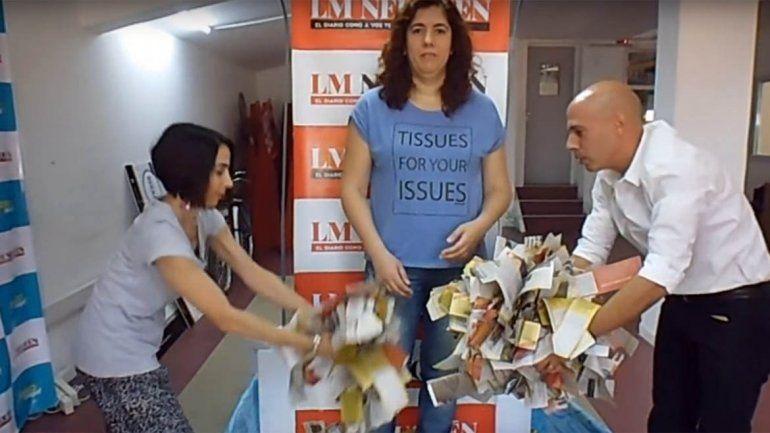 Mirá quiénes son los ganadores de los fabulosos premios de LMN