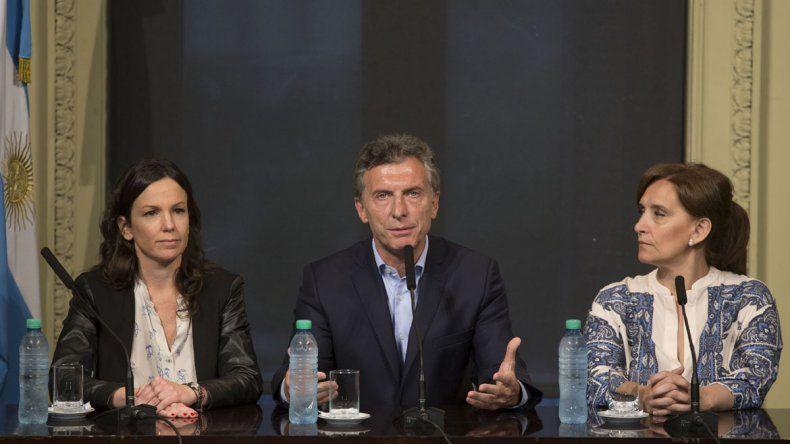 Macri anunció un aporte de $400 a beneficiarios de Asignación Universal por Hijo, embarazadas y jubilaciones básicas