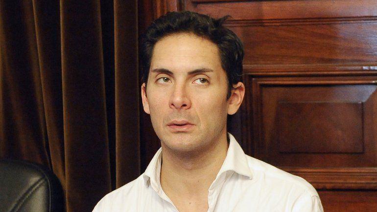 El sommelier Luciano Sosto