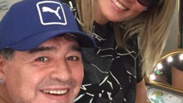 Pese a que hace muy poco anunció su casamiento en Buenos Aires