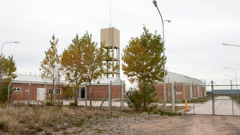 La planta de agua ya tiene las bombas. Ahora resta terminar la nueva cisterna.