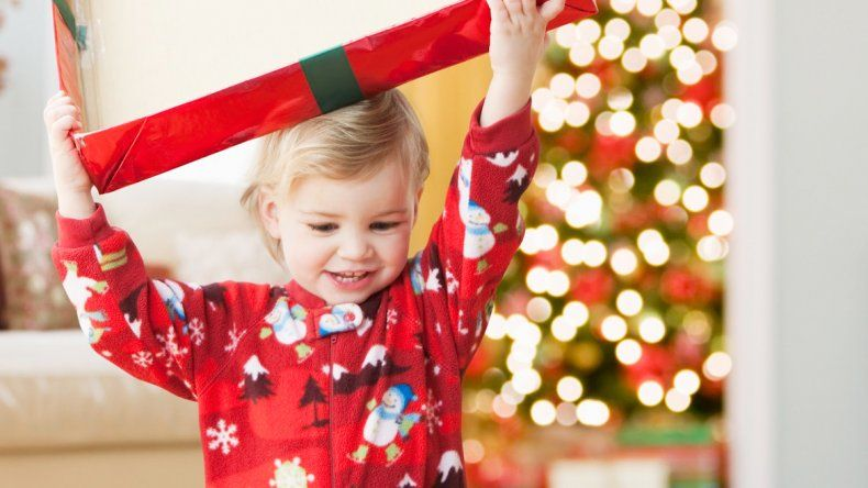 Para los niños no sólo es importante el regalo