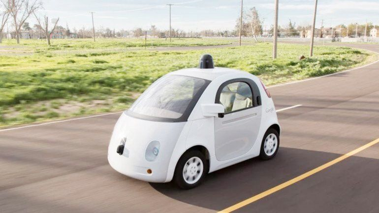 Los autos que ya circulan captan imágenes para Street View.