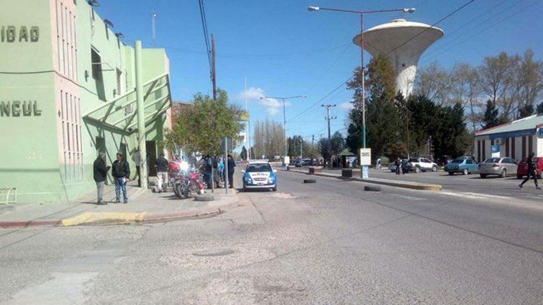 Municipales reclaman el pago del aguinaldo