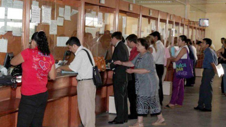La Dirección Nacional de los Registros es la que define intervenciones en todo el país.