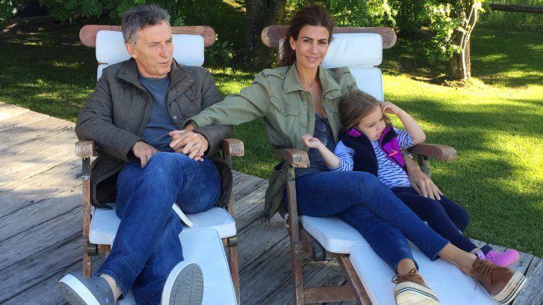 Macri volvió a Villa La Angostura y el próximo lunes retoma su agenda