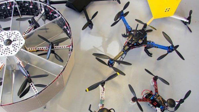 La compañía ya presentó las patentes para desarrollar el servicio.
