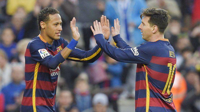 Las dos estrellas del Barça baten records
