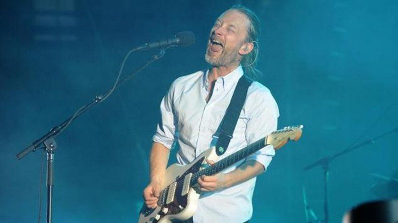 Thom Yorke y su banda trabajan en un nuevo material de estudio.