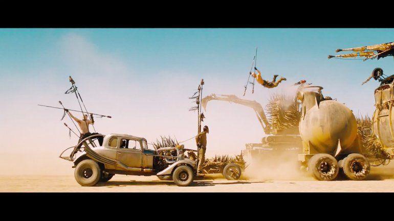 El realizador tuvo palabras de elogio para el actor Tom Hardy