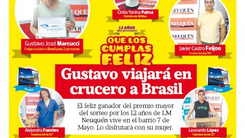 Gustavo.