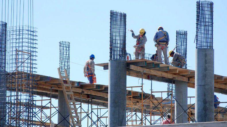 La construcción creció por el Procrear y las torres