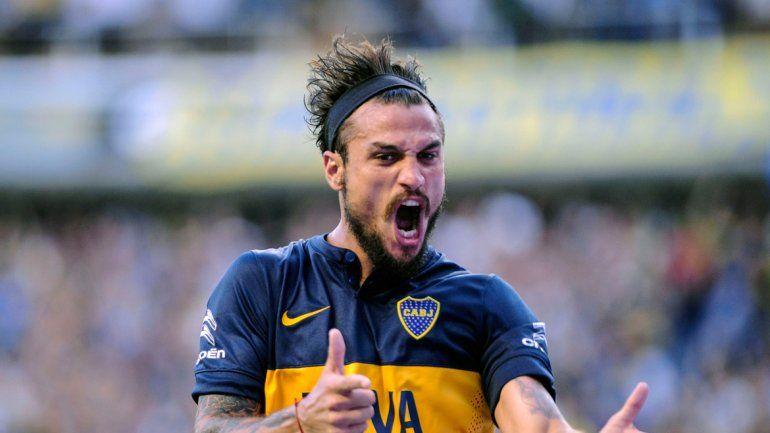¿Esta imagen se repetirá? Osvaldo se vuelve a Portugal tras las fiestas.