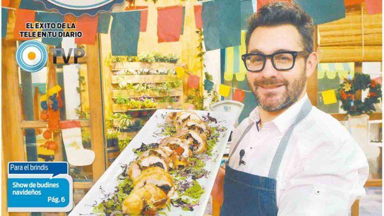 Cocineros Argentinos trae las mejores recetas para disfrutar el fin de año