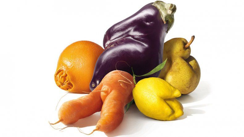 Estas frutas y verduras no sólo tienen igual sabor sino que