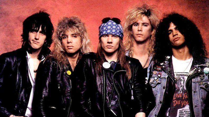 El bajista Duff McKagan