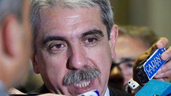 Ex jefe de Gabinete de la Nación, Aníbal Fernández.