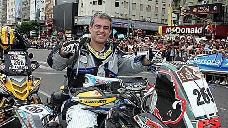 Pablo Copetti será otro de los locales en la competencia.
