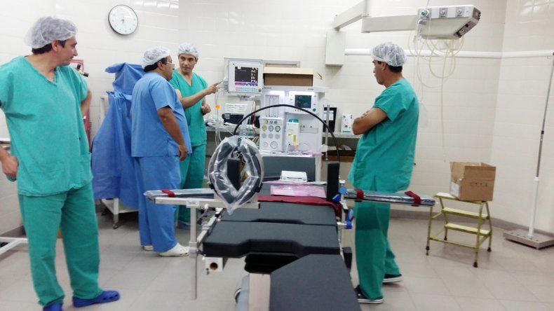 Los equipamientos que fueron renovados habían sido adquiridos en el 2003 y el 2005. La inversión permitirá actualizar los insumos.