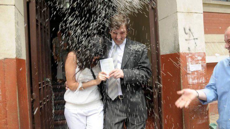 Pese a lo que podría creerse, la gente elige casarse